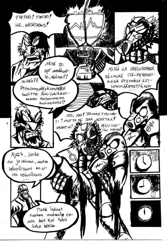 Teemana: kuolema, sivu 1